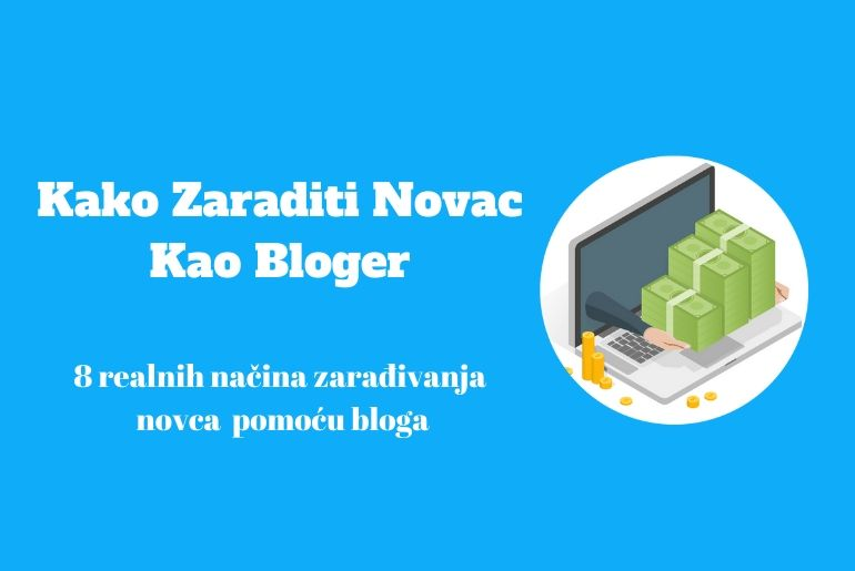 kako zarađuju blogeri